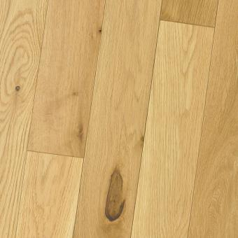 premium wire brushed White Oak Natural Oil Finish